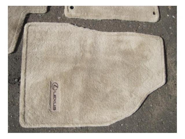 Родные коврики lexus rx300