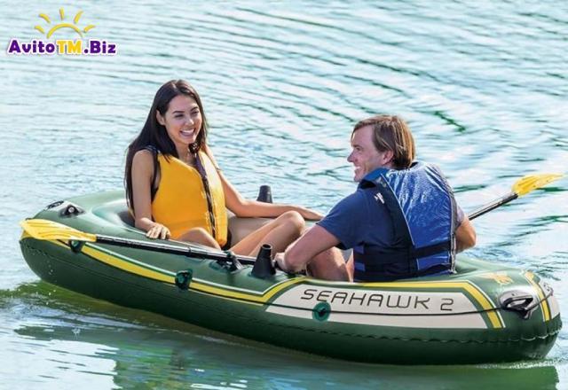 Надувные лодки INTEX (2 места)