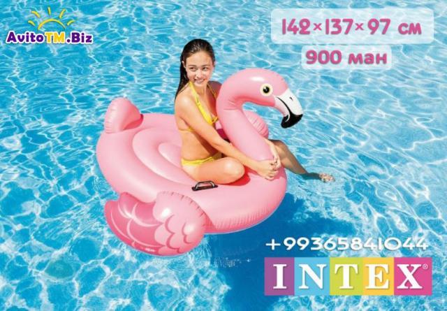 Бассейны INTEX + подарки